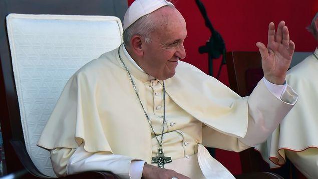 教宗方济各向巴拿马人民道别 并感谢他们的热情款待
