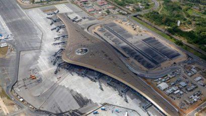 侨声报:Tocumen机场新第二大楼世青日期间暂时启用