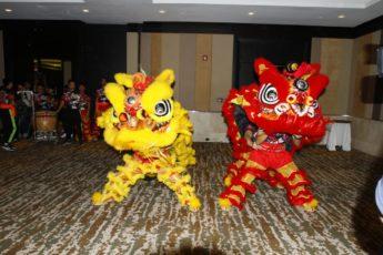 巴拿马华人农历新年庆祝活动准备就绪