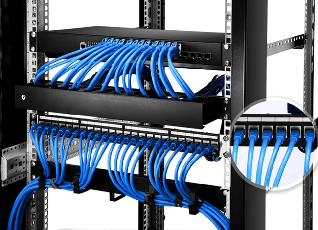 How To Use Cat6a Patch Panel For Network Cabling?