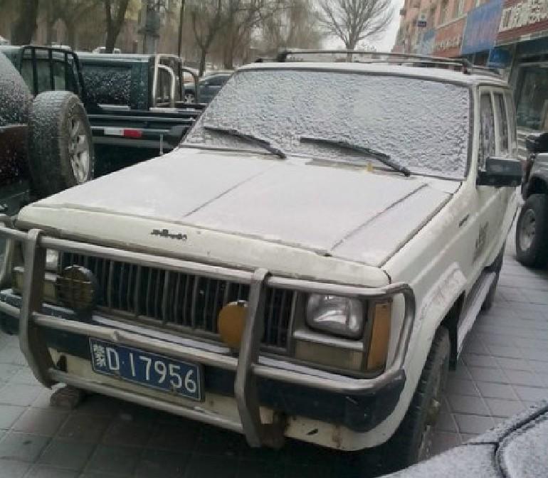 The Shuanghuan SHZJ213 Is Not A Jeep Cherokee XJ But Not