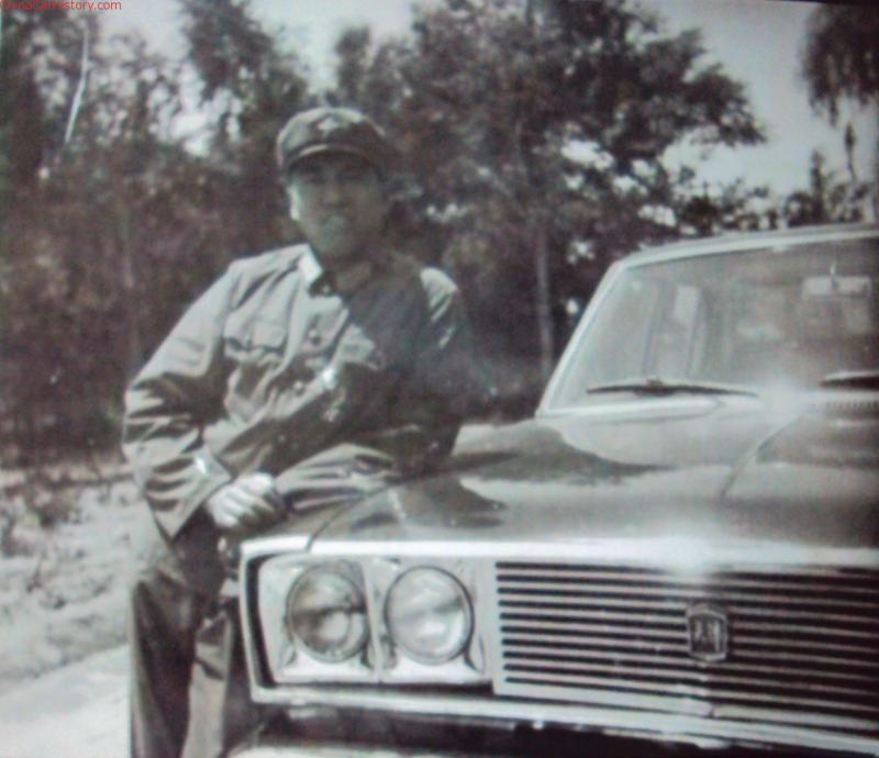 Japanese Car Styling At The End Of The Cultural Revolution