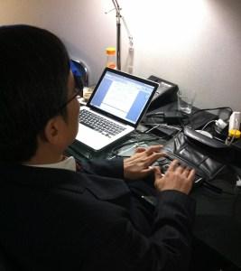 CGC at work