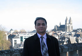 Ilham Tohti in France