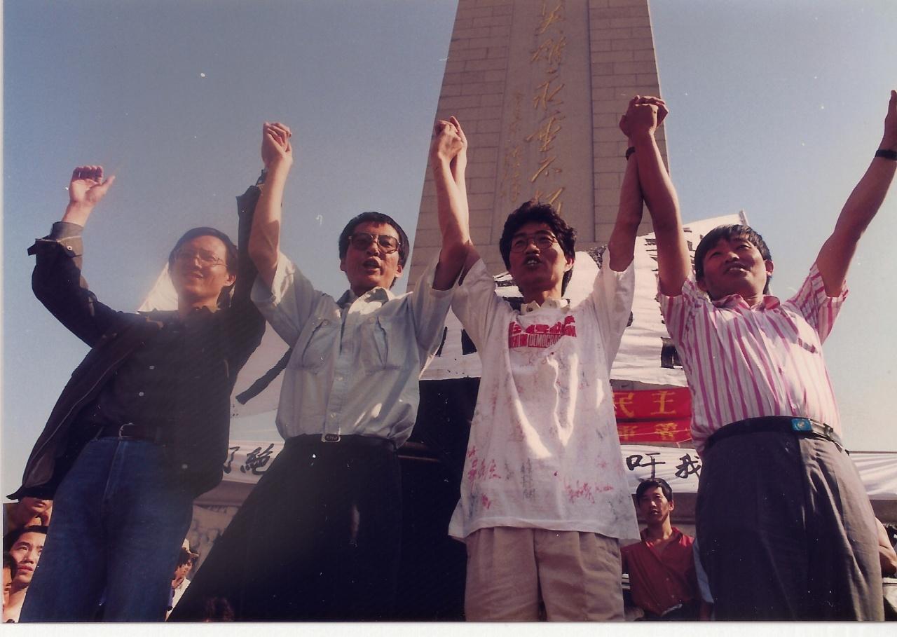 Liu Xiaobo in 1989