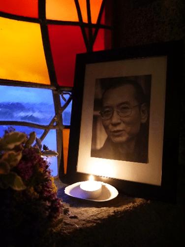Liu Xiaobo_寒涛_France 2