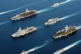 US War Ships to Test Chinese South Sea Sovereignty a Third Time