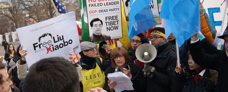 China Continues Holding Terminally Ill Dissident
