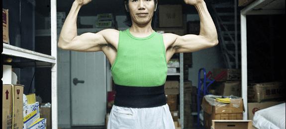 Ye Tianan. La historia de un monje Shaolin. 枼天安一个少林人的故事