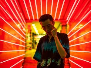 Putochinomaricón Chenta Tsai Tseng. Producción musical
