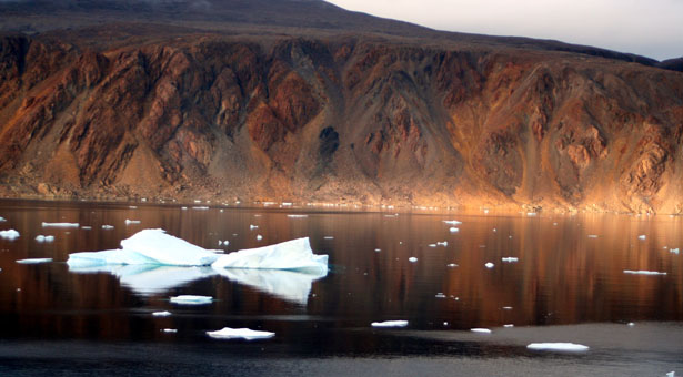 Arctic inroads