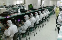 Help not wanted at Foxconn