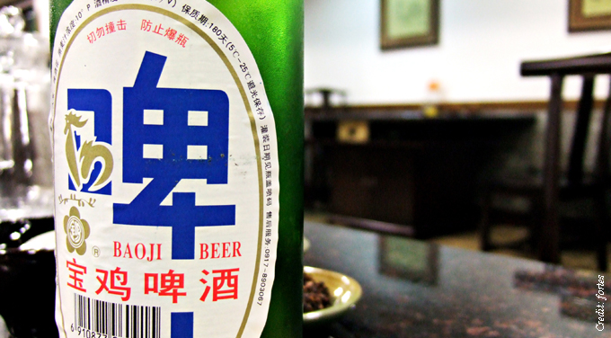 Premium labels take beer in China beyond the working man