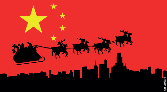 All China Economic Review wants for Christmas