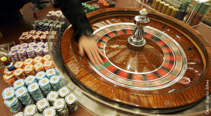 Wheel of fortune keeps spinning for Macau