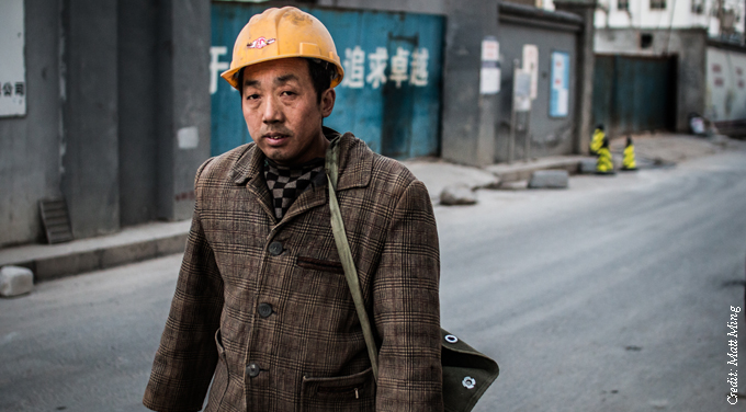 China's migrant workers don't want to live in jobless cities