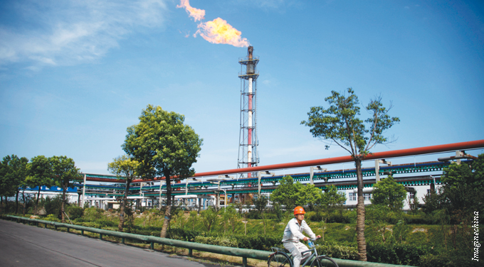 Q&A: Simon Powell on China's coal-bed methane prospects