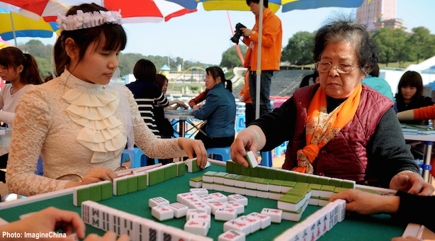 China's pension system still pits the country's old against its young