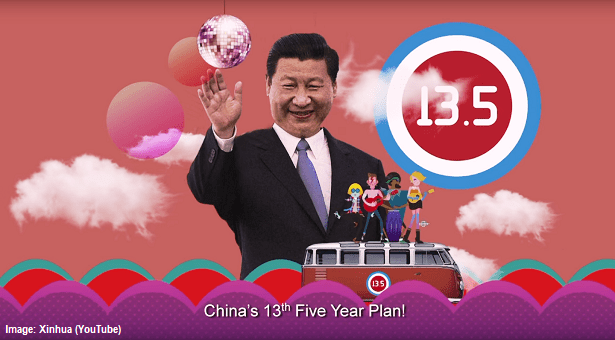 China's latest five-year plan could be its last