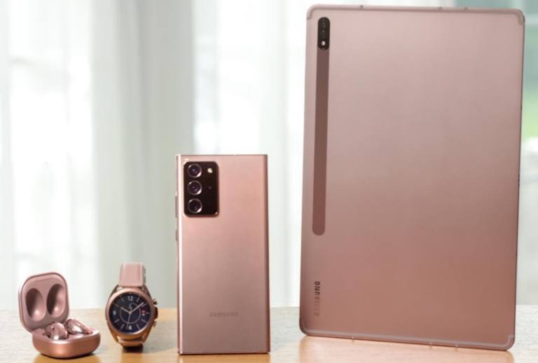 Samsung piles the pressure on Huawei with new smartphone rollout