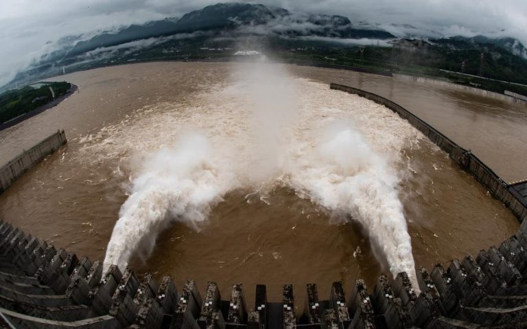 Massive flooding hits China's villages of the damned