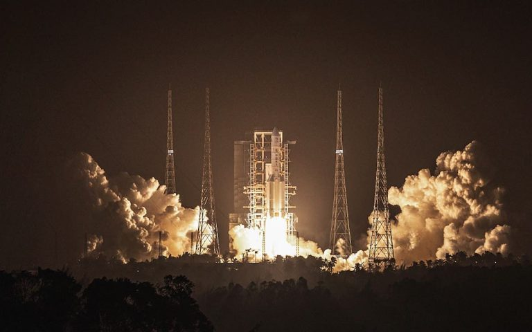 One small step for China in its quest to land astronauts on the moon
