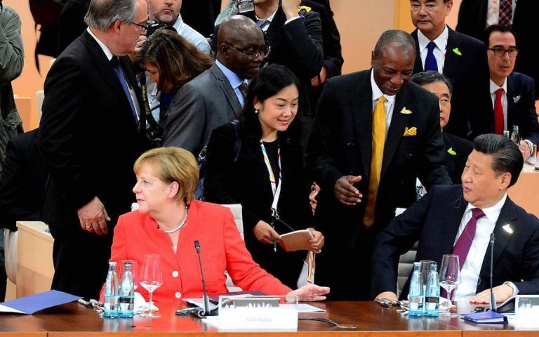 Merkel's risky China gambit looks doomed amid EU pushback