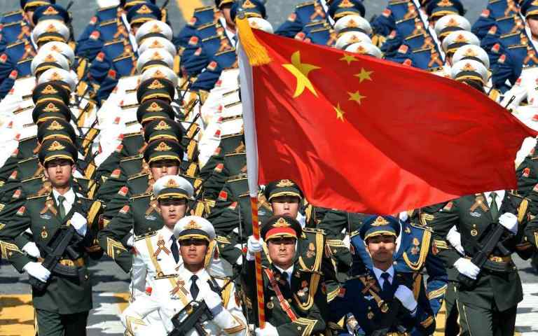China's vision is to remake the world in its own image