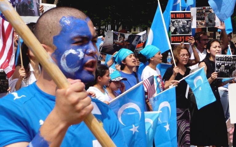 Name and shame the Chinese guilty for Xinjiang 'atrocities'