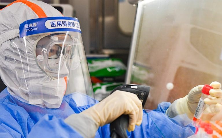 Lab leak theory fuels growing calls for new China 'probe'