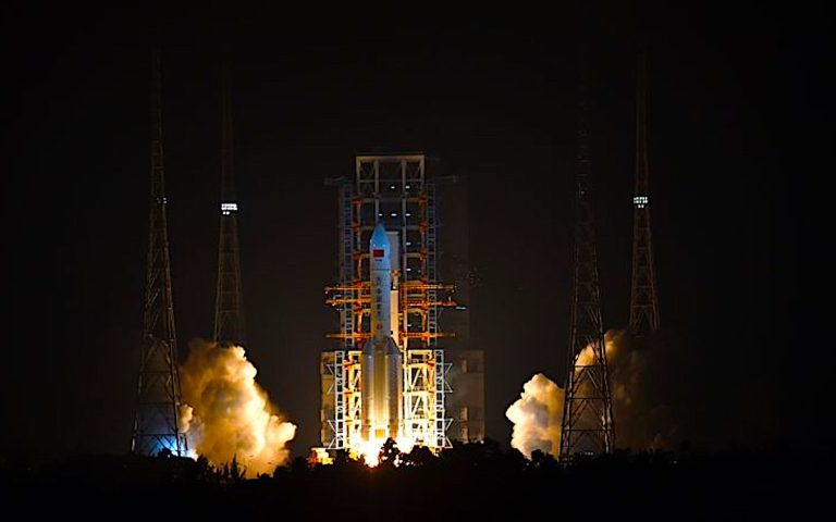 'Divine' intervention and China's space race
