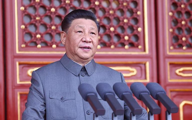 President Xi and his malice in wonderland speech