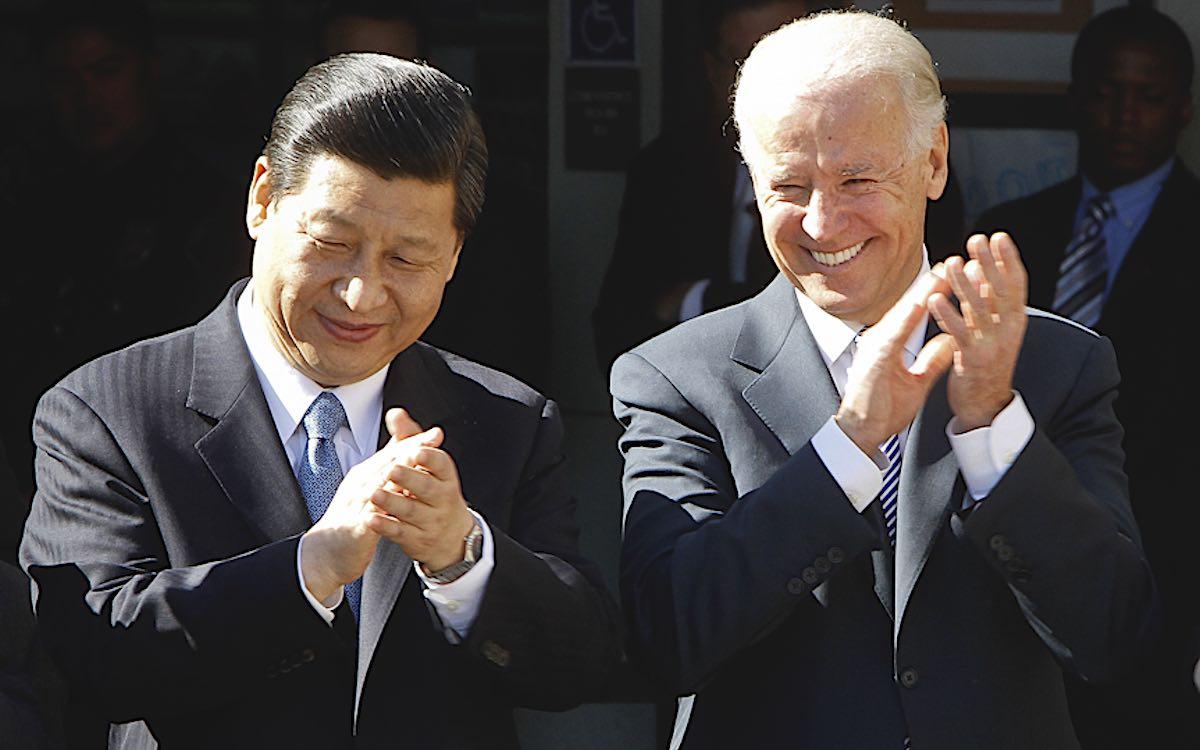President Biden, Comrade Xi and China's 'human rights' sham