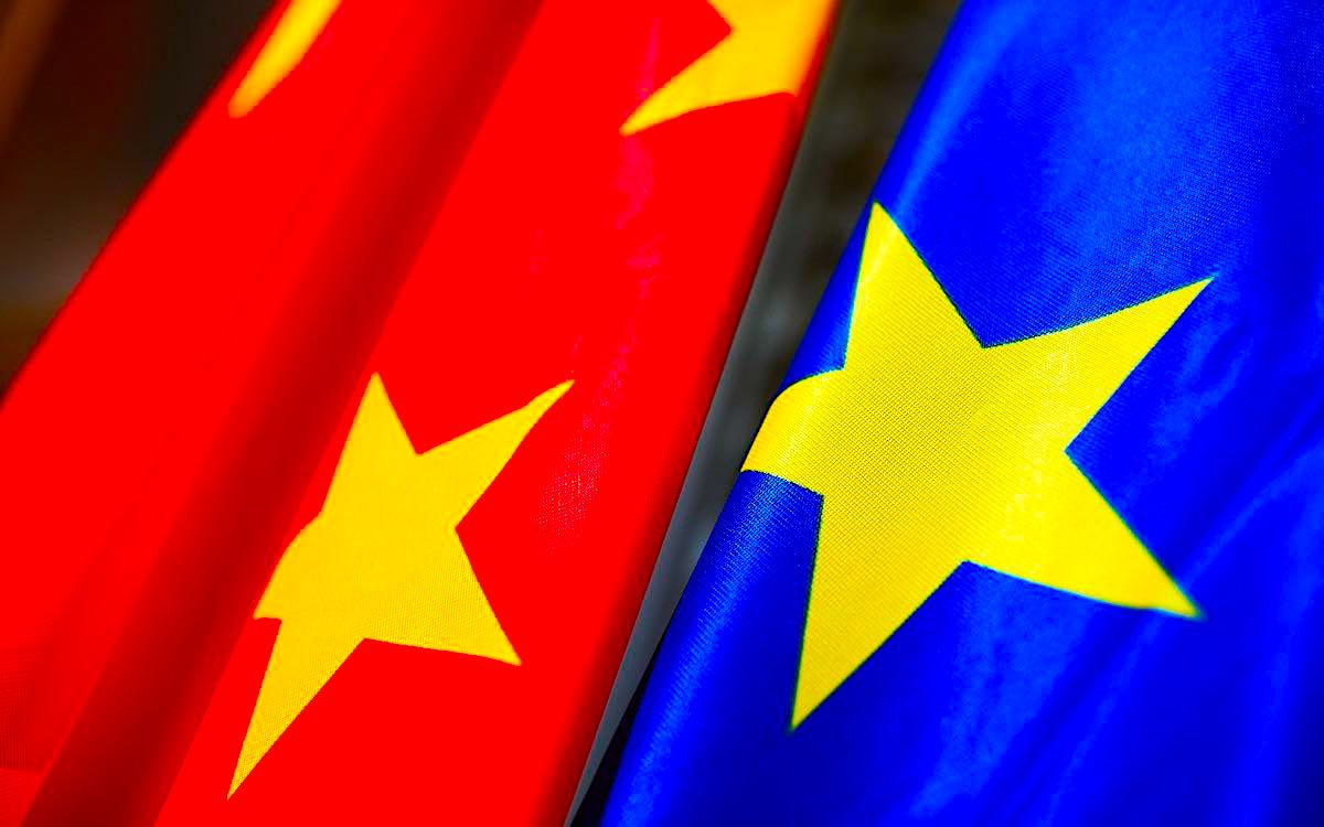 European Union to tackle China's red tide in the Indo-Pacific