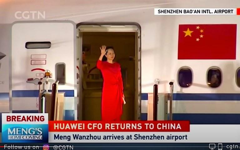 Hostage diplomacy makes China the big winner