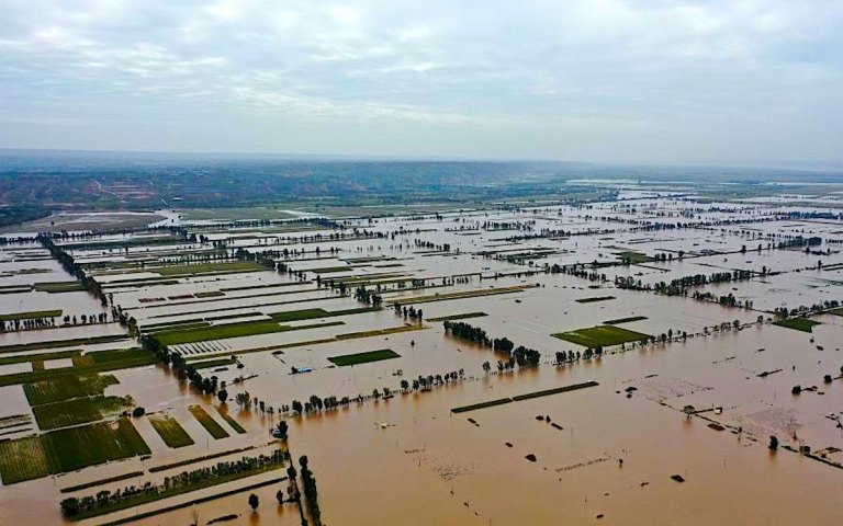 Why China is being ravaged by climate change