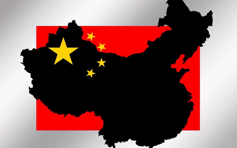 China's 'Long March'to escape global risks