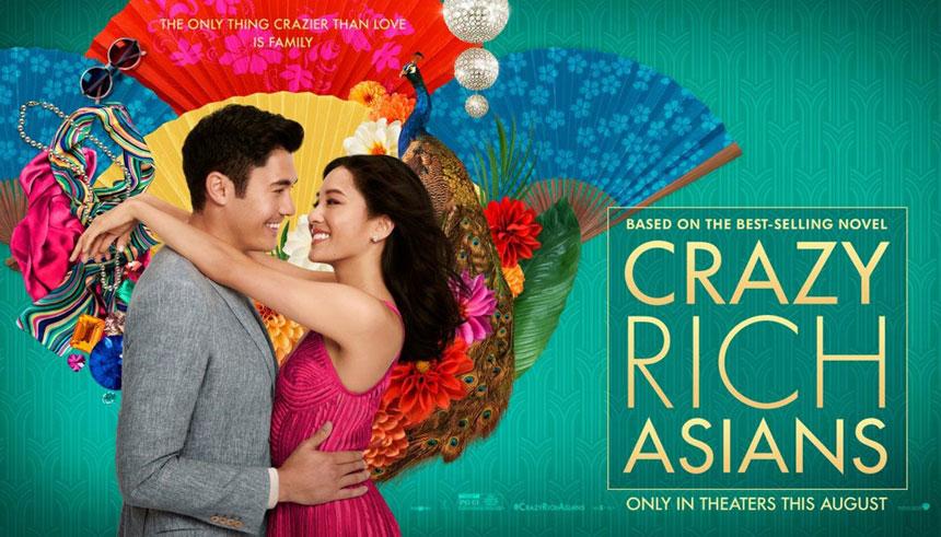 Resultado de imagen para crazy rich asians