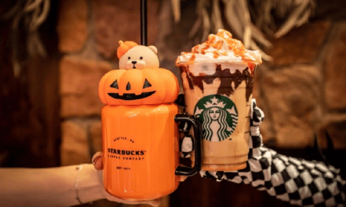 Starbucks has set a record speed in opening stores in China!