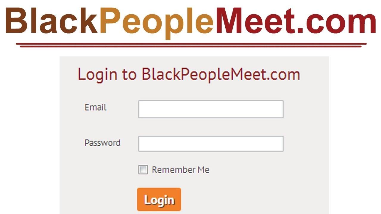 Blackpeoplemeet login com