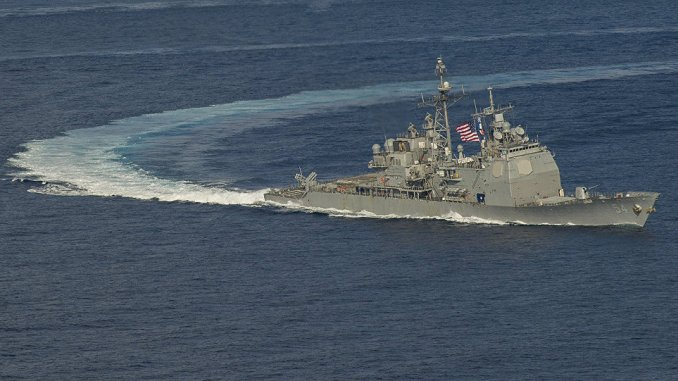 Bâtment-de-guerre-US-dans-la-Mer-Méridionale