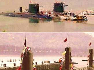 Tầu-ngầm-Trung-cộng-tại-Biển-Đông