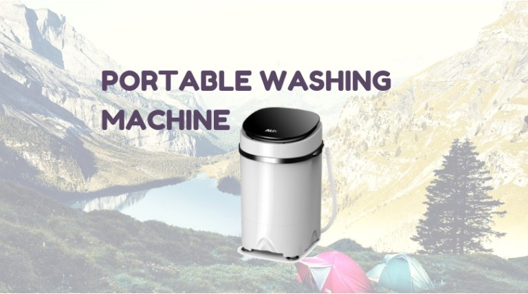 portable washing machine for camping