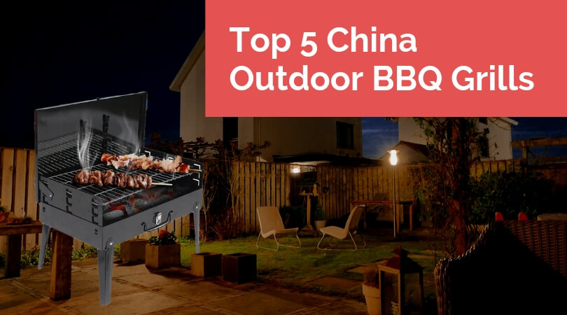 Top 5 China Outdoor Barbecue Grills