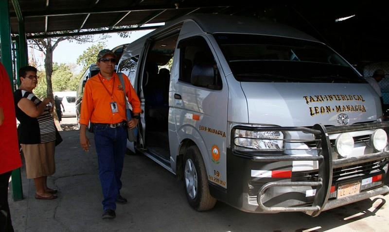 Incremento ilegal en tarifas de transporte Chinandega
