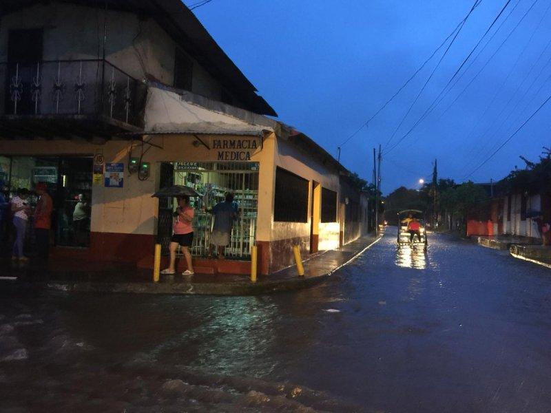 Inundaciones Chinandega