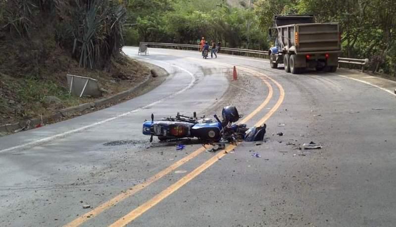 Accidente en Somotillo, Chinandega