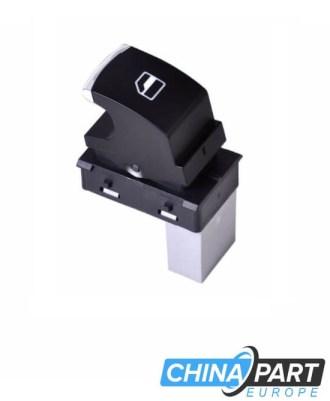 Volkswagen Seat Langų pakėlimo (Atidarymo) mygtukas su Chromu
