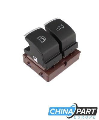 Volkswagen Passat B6 Bagažinės ir kuro bako atidarymo jungiklis (Chromas) 3C0 959 903 B