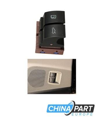 Volkswagen Passat B6 Bagažines bei kuro bako atidarymo mygtukas 3C0 959 903 B